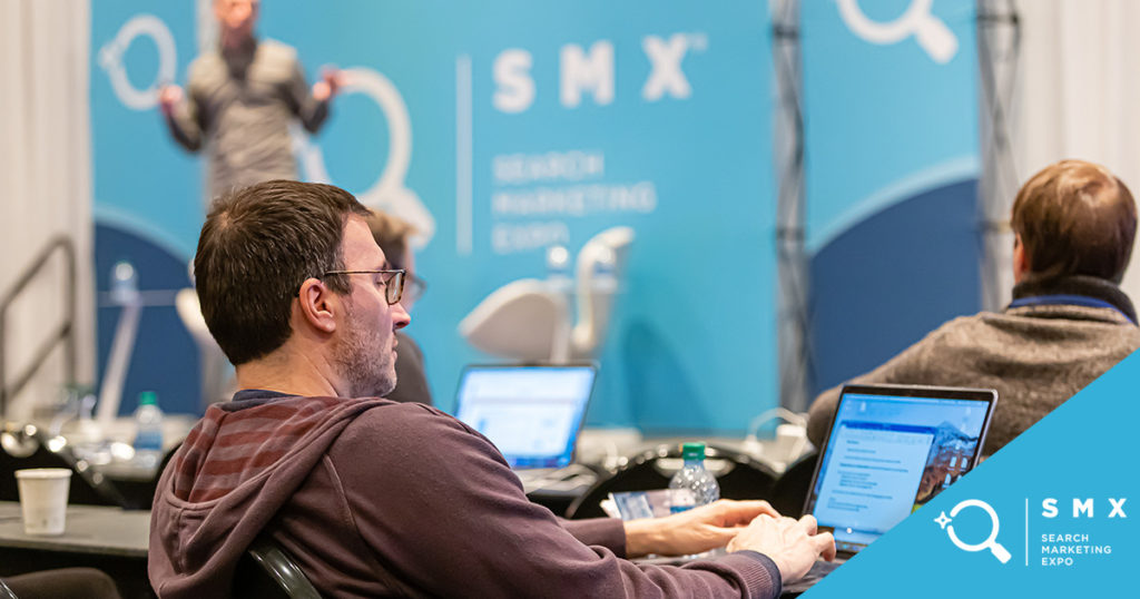 Don't miss Search Marketing Expo online December 8-9