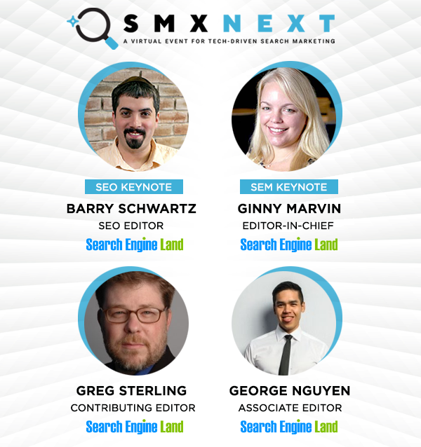 SMX Next: A Virtual Event For Tech-Driven Search Marketing