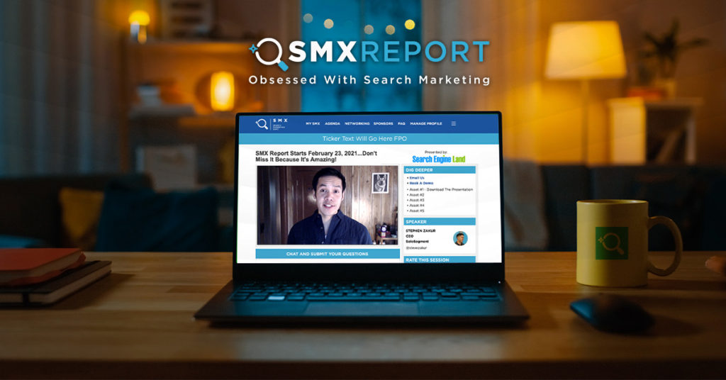 SMX kicks off in two weeks… don't miss out!
